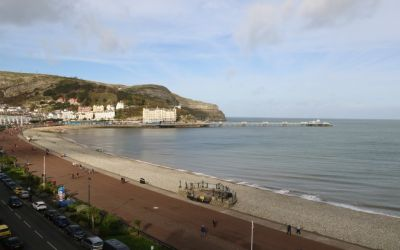 Discover North Wales on Foot – Llandudno Walks