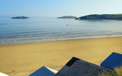 Discover North Wales on Foot – Beach Walks