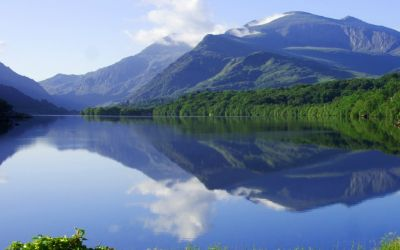 Discover North Wales on Foot – Lake Walks