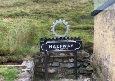 Halfway station