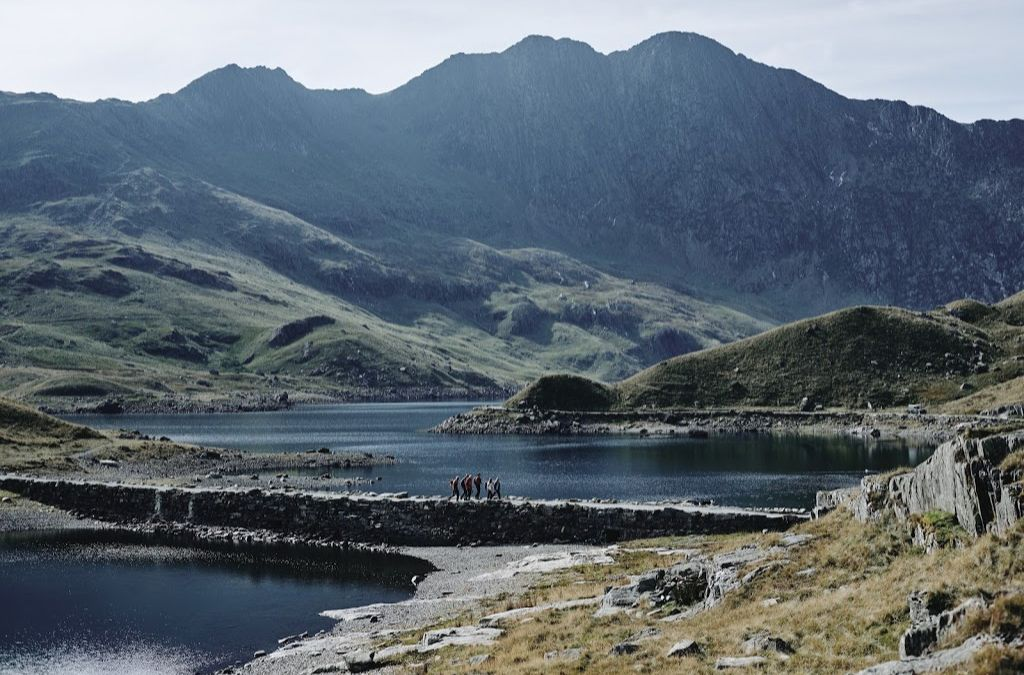 Celebrate the Great Outdoors in North Wales